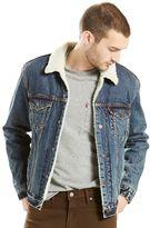 Levi's Men's Sherpa-Line Trucker Jacket