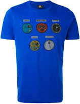 Paul Smith time print T-shirt - men - Cotton - S