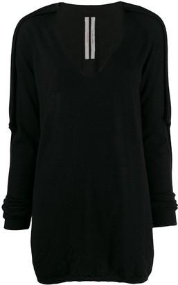 Rick Owens long sweater