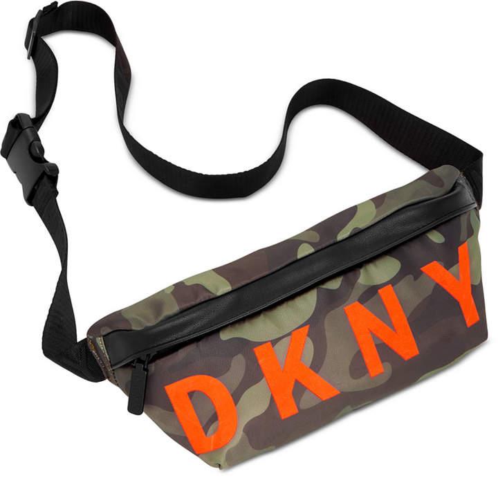 Nylon Logo Belt Bag by Nylon Logo Belt Bag