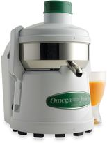 Omega 4000 Pulp Ejection Juicer in Stainless/White