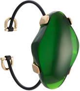 OSKLEN stone detail bracelet