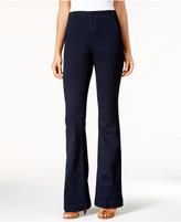 INC International Concepts Curvy-Fit Denim Trousers, Only at Macy's