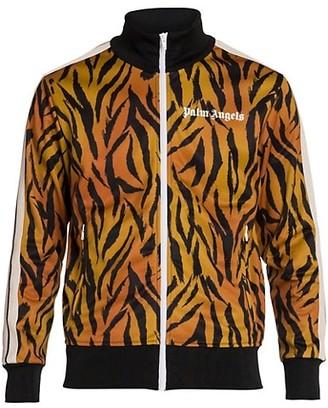 Palm Angels Tiger Track Jacket