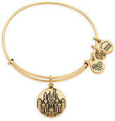 Disney Sleeping Beauty Castle Bangle by Alex and Ani - Disneyland - Gold
