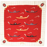 Bvlgari Silk Printed Scarf
