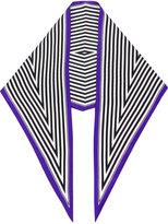 Haider Ackermann striped scarf - men - Silk - One Size