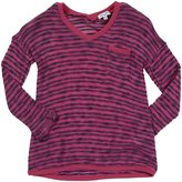 Splendid Fireside Knit L/S Top + Cami - Dragon Fruit-12