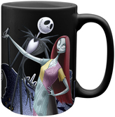 Zak Designs The Nightmare Before Christmas 'Meant to Be' Ceramic Mug