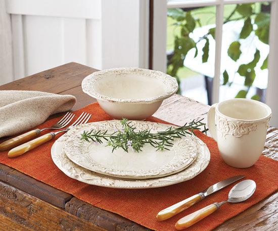 Napa Style Bordino Dinnerware