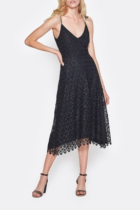 Joie Josana Lace Midi Dress