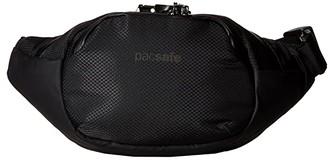 Pacsafe Venturesafe X Anti-Theft Waistpack (Black) Bags