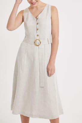 Sportscraft Frida Linen Dress