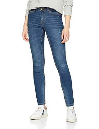 JDY Women's JDYMAGIC Skinny RW NOOS DNM Jeans, Medium Blue Denim, 26W x 30L