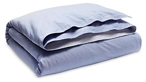 Ralph Lauren Oxford Reversible Cotton Duvet Cover, Full/Queen