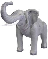 Smallable 61 cm Inflatable Elephant