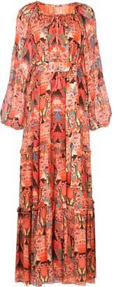 CHUFY Wayta tunic shift dress