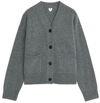 Arket Wool Blend Cardigan