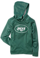 adidas Boys 8-20) New York Jets Fleece Hoodie