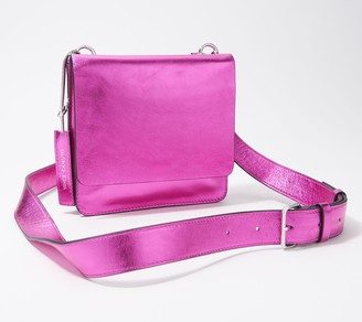 Vince Camuto Small Leather Crossbody -Silas