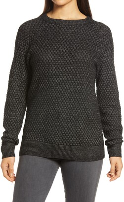 Caslon Honeycomb Sweater