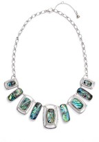 Judith Jack Women's Abalone Frontal Necklace