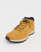 Thumbnail for your product : Timberland euro sprint trekker boots in wheat