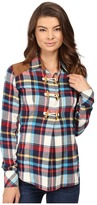 Rock and Roll Cowgirl Long Sleeve Snap B4S8381
