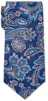 Countess Mara Naples Paisley Silk Tie