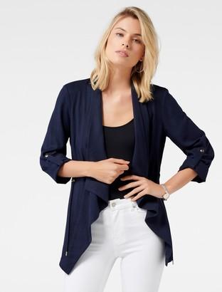 Ever New Carole Waterfall Jacket