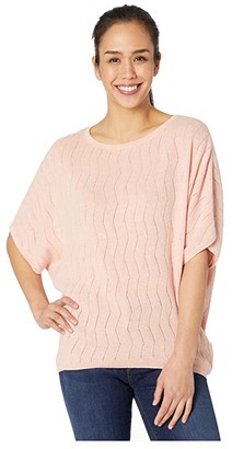 Smartwool Everyday Exploration Pullover Sweater (Rose Cloud Heather) Women's Sweater