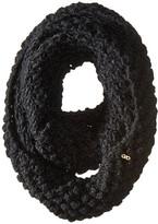 Cole Haan Popcorn Stitch Handknit Infinity Scarf