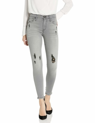 James Jeans Women's James Twiggy 5-Pocket Ankle Legging Jean in Goddess 24
