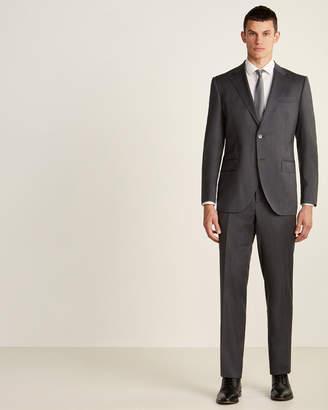 Luigi Bianchi Mantova Zegna Fabric Suits By Lexington UltraFlex Twill Suit