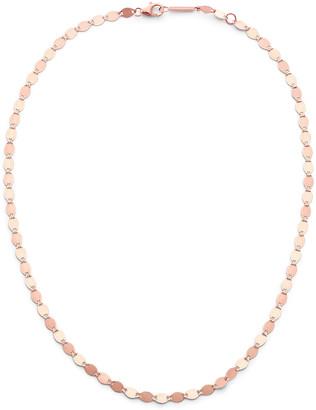 Lana 14k Large Nude Chain Choker Necklace