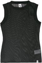 Nike mesh tank top - women - Polyester - S