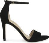 Aldo Fiolla suede heeled sandals