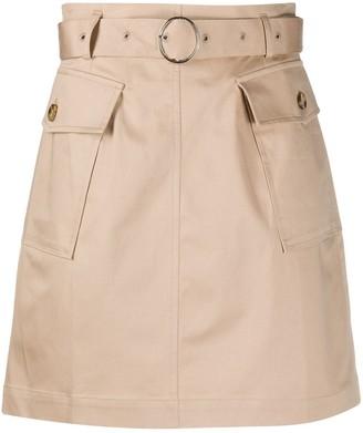 Baum und Pferdgarten Two Pocket Belted Skirt