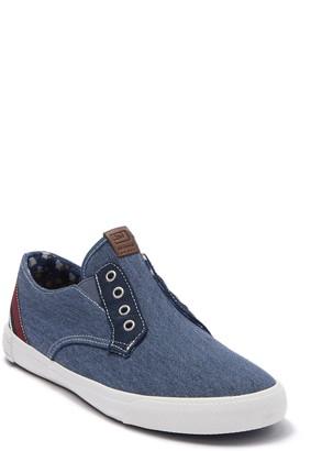 Ben Sherman Percy Laceless Slip-On Sneaker