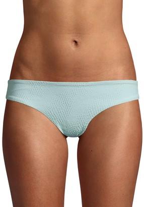 Onia Textured Bikini Bottom
