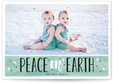 Minted Starlight Christmas Photo Cards