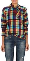 Ace&Jig Women's Jackie Checked Cotton Top