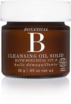 One Love Organics Discover Botanical B Cleansing Oil Solid Cleansing Oil + Makeup Remover