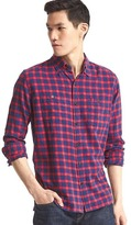 Gap Flannel checkered shirt