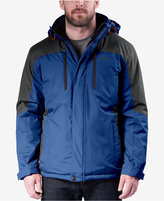 Hawke & Co. Outfitter Men's New Haven Heavyweight Colorblocked Ski Jacket