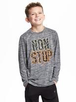 Old Navy Go-Dry Cool Relaxed Graphic Tee for Boys