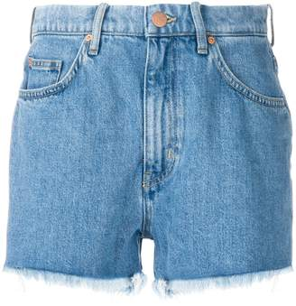 MiH Jeans Halsy cut off denim shorts