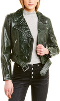 J.Crew Leather Jacket