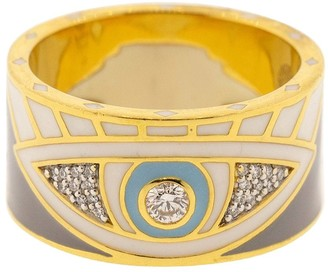 BUDDHA MAMA 20kt Yellow Gold Ring