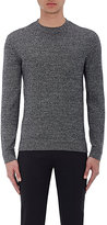 Theory Men's Cashmere Donners C Sweater-DARK GREY